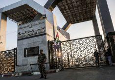 Egito abrirá fronteira com Gaza por três dias