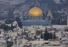 Trump provoca árabes e decide reconhecer Jerusalém como capital de Israel