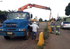 Após quase um ano paralisada, obra do BRT é retomada em Goiânia
