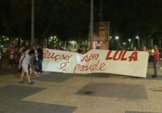 Manifestantes fazem atos em cidades pelo país na véspera do julgamento do habeas corpus de Lula no STF