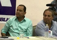 Líderes estranham silêncio de Adir na reunião do PR; Damaso é apresentado como federal