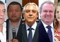 Candidatos ao governo iniciam agenda política da semana em Palmas e no interior