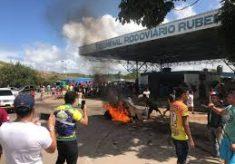 Presidenciáveis defendem solução rápida para crise na fronteira com Venezuela