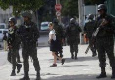Militar é ferido em confronto no Rio com criminosos
