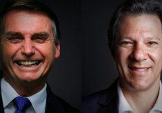 Ibope: Bolsonaro cresce entre mulheres, pobres e ricos; Haddad sobe no NE 167
