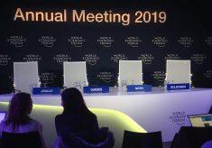 Bolsonaro e ministros cancelam falas à imprensa em Davos