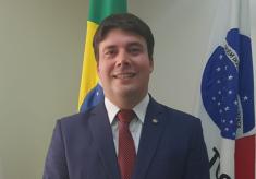 Gedeon Pitaluga toma posse como presidente da OAB Tocantins na noite desta quarta