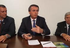 """Bolsonaro convoca militares para explicar fala; """"distorceram"""", diz Heleno"""