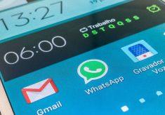 WhatsaApp é principal fonte de informação do brasileiro, diz pesquisa