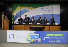 Governo lança novo portal de compras governamentais