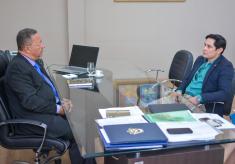 Governo do Tocantins e Conselho Regional de Administração firmam parceria